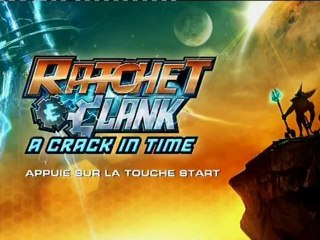 [100e] Ratchet & Clank A Crack In Time - 1