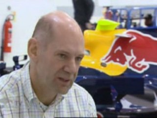 Adrian Newey Reviews 2009 and Looks Ahead to 2010