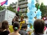 Gay Pride Paris - (24-06-2006) Vidéo 4