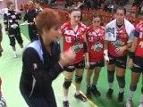 Elda  élimine le HBC Nîmes! (Handball coupe d'Europe)