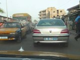 Dakar, Sénégal   traversée Afrique