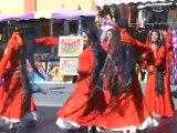 DANSE ORIENTALE EGYPTIENNE festival samatan(gers) 5/09/09