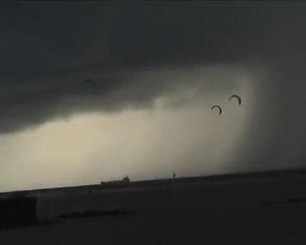 Kite Surf à Saint Brévin