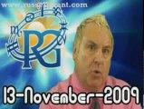 RussellGrant.com Video Horoscope Leo November Friday 13th