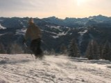 Les Gets Ski Resort French Alps