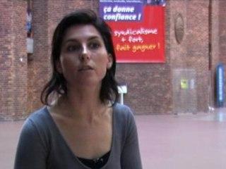 Temoignages jeunes CGT : Elvida