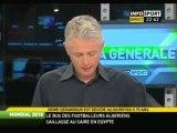 Algerie-Egypte - CanalPlus - InfosSport