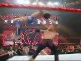 Vengeance 2006 - Shelton Benjamin Vs Carlito Vs Johnny Nitro