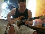 Thom guitare electrique impro rock