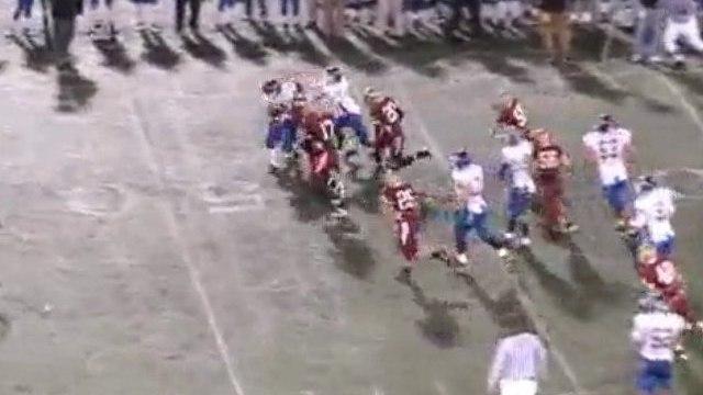 Newberg High School vs Central Catholic  Football