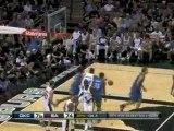 NBA Thunder vs. Spurs from November 14th,2009