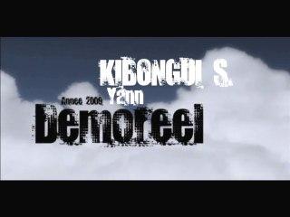 Yann KIBONGUI - Showreel 2009