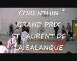 CORENTHIN GRAND PRIX CADETS  ST LAURENT DE LA SALANQUE
