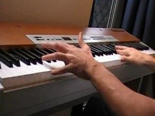 James Bond Piano - Au service secret de Sa Majesté