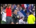 Thierry Henri : La main a TITI !! Handball thierry henri