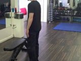 London Personal Trainer | Step Back Lunge Tutorial