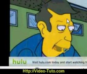 Visionnez les Cours Vidéo de Apprendre l'anglais avec les Simpsons 1