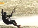 Kitesurf vs Hydroptère pour le record de vitesse à la voile