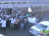 ALG -EGY - Reportage   Les soudanais sont avec les Verts   F