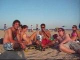 Hookah Review - Smoking Hookah on the Beach