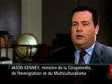Les coulisses du pouvoir - Entrevue Jason Kenney