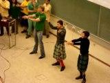 Chorégraphie Descente Dernière Semaine De Cours MED23