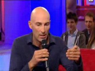 Nicolas Canteloup imite Nicolas Sarkozy