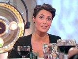 La gaffe d'Alessandra Sublet face à François Hollande