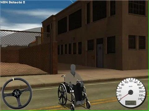 ARToolKit on Virtools - Simulateur de conduite