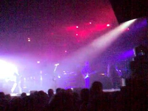 Massive Attack - Live in Metz Arena (France)