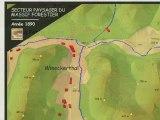 Géomatique et SIG dans les Vosges du Nord