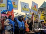 Solidaires - contre la privatisation de La Poste (clip 2) [Expression Directe- Solidaires]
