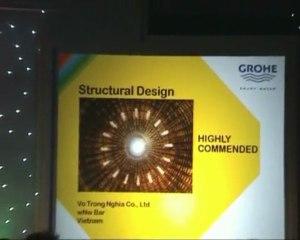 Arena Zagreb - Structural design category / AWARD CEREMONY