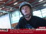 Alex, 13 ans, champion de france de Roller Acrobatique !