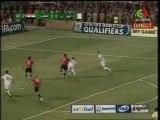 Algérie 1 Egypte 0 Coupe du monde 2010 match de qualif