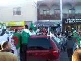 Montréal en fête - Algérie au Mondial 2010