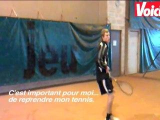 Kevin de Secret Story 3 au tennis