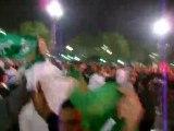 La fête à Nice après la qualif de l'Algérie au Mondial 2010