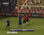 PSV Eindhoven - Ajax Amsterdam Championnat PES09