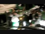 Ambiance sous-le-bois Algerie - egypte 18/11/09 Part 3