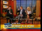 Live With Regis and Kelly - 'Robert Pattinson'