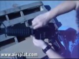 WE Tech M4 GBB Gas Blow Back Airsoft Rifle Video