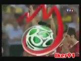 Quart de Finale de l' Euro 2008 Croatie Turquie