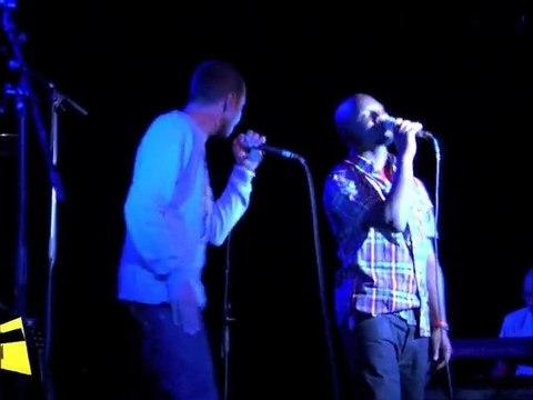 Agyei & Menza à la scène bastille