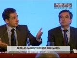 EVENEMENT,Nicolas Sarkozy répond aux Maires de France
