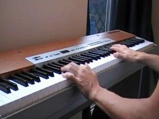 Dallas Générique Piano