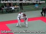 tournoi Sezanne cadettes -44kg
