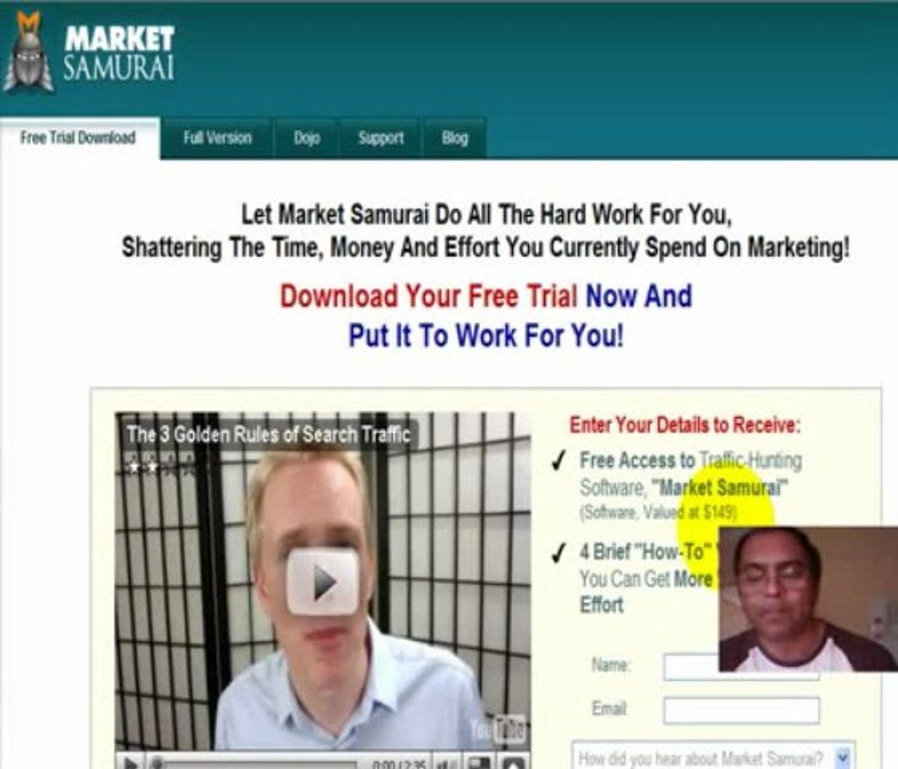 Market Samurai Free Download - video dailymotion