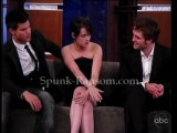 Jimmy Kimmel Live - ''Robert Pattinson; Kristen Stewart''