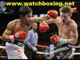 watch Manny Pacquiao vs Miguel Cotto fight online streaming